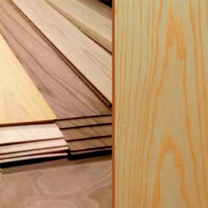 Ясень белый/цветной ламель 1.5мм и 2.5мм