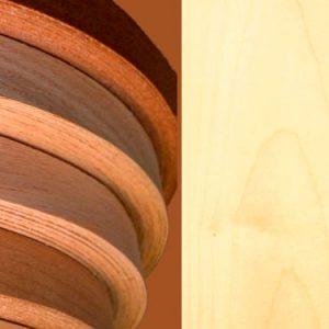 Клён мебельная кромка