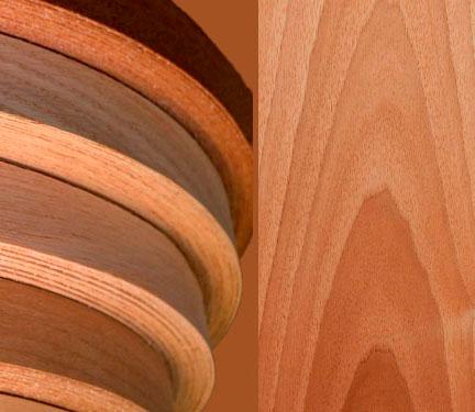 Орех мебельная кромка